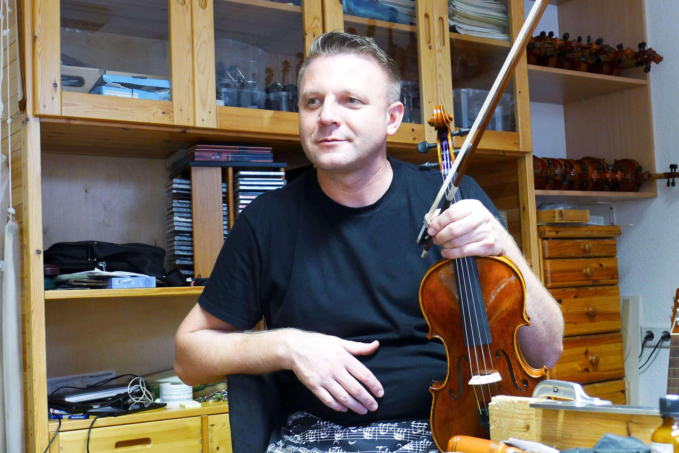 Schira Instruments - Geigenbauer in Mutterstadt